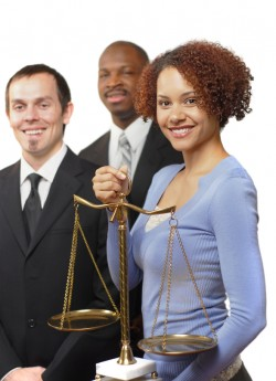 Lawyers looking for new business models.