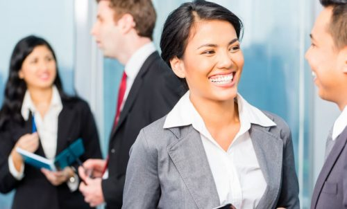 Painless networking for lawyers