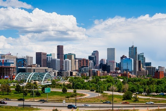 Denver co-working boom