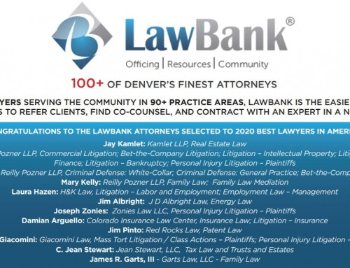 LawBank Attorneys Listed in Best Lawyers in America