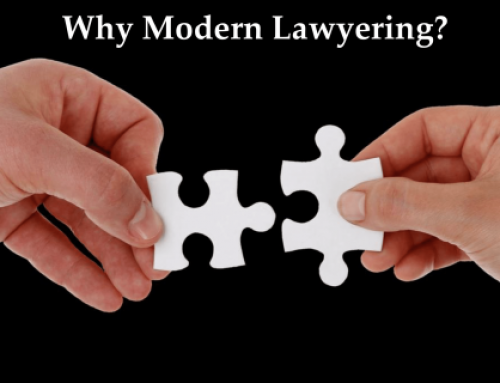 Modern Lawyering